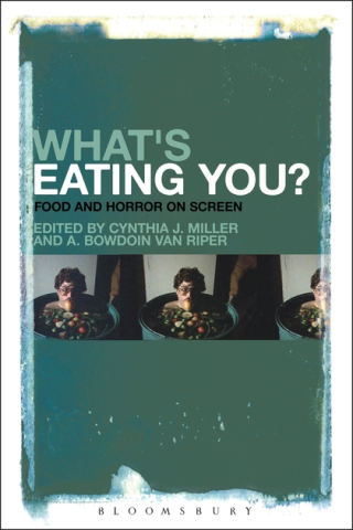 What's Eating You Cover