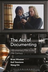 Act of Documenting Cover